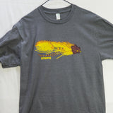 Large Firestarter (Organic cotton/poly) T shirt $9 Fly Fishing T shirt - Stripn Flywear