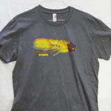 Large Firestarter T shirt $8 Fly Fishing T shirt - Stripn Flywear