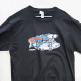 Large Splasher organic T shirt $9 Fly Fishing T shirt - Stripn Flywear