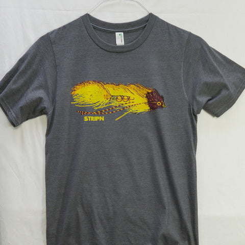 Medium Firestarter (Made in US) T shirt $9 Fly Fishing T shirt - Stripn Flywear
