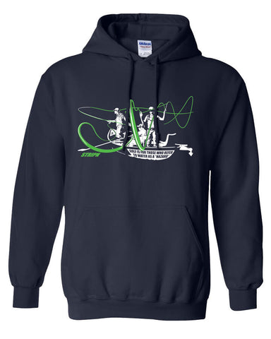 Hazard Life Hoody Fly Fishing Hoody - Stripn Flywear