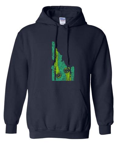 Idaho Rods Hoody Fly Fishing Hoody - Stripn Flywear
