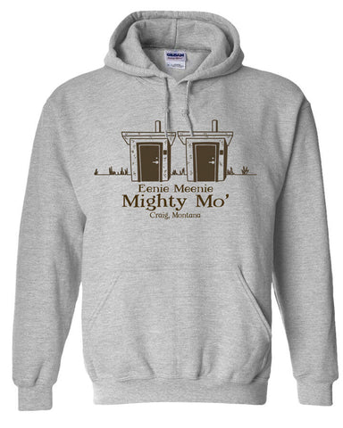 Mighty Mo' Hoody Fly Fishing Hoody - Stripn Flywear