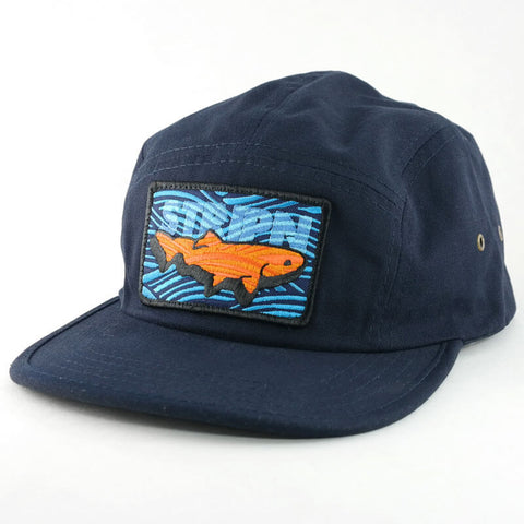 River Camper Hats Fly Fishing Hat - Stripn Flywear