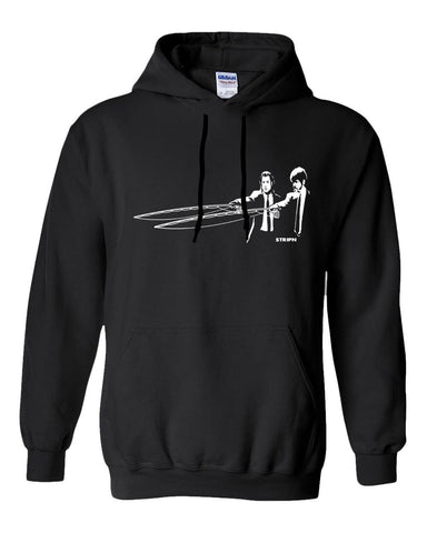 Pulp Fish'n Hoody Fly Fishing Hoody - Stripn Flywear