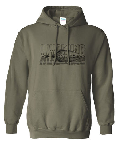 Wyoming Release Hoody Fly Fishing Hoody - Stripn Flywear