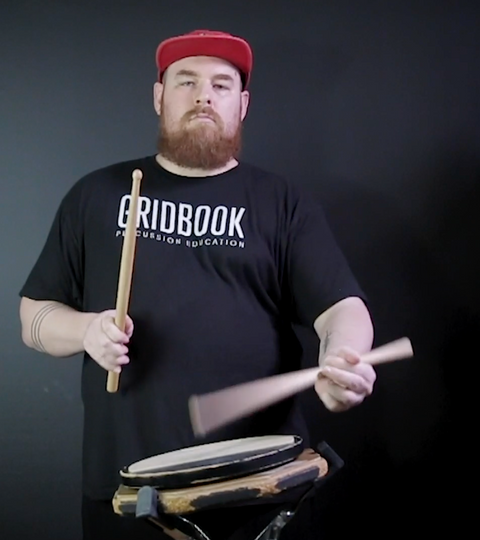 5 Stroke Roll Breakdown