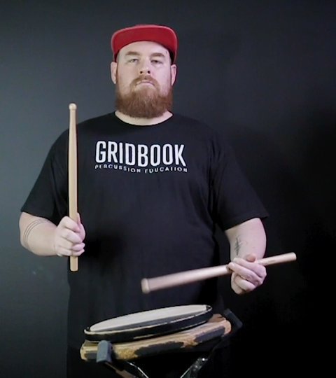 Paradiddle Rudiment Breakdown