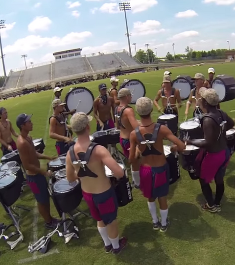 A Day With The Cadets 2014
