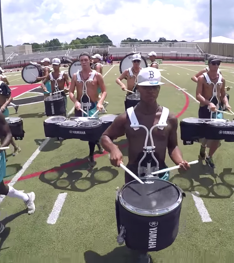 A Day With The Cadets 2015