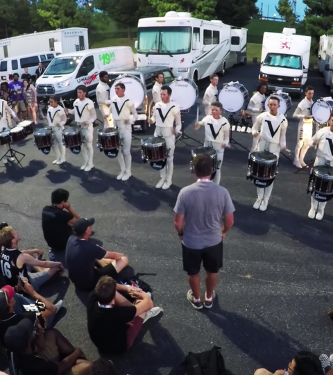 In The Lot With SCV 2018