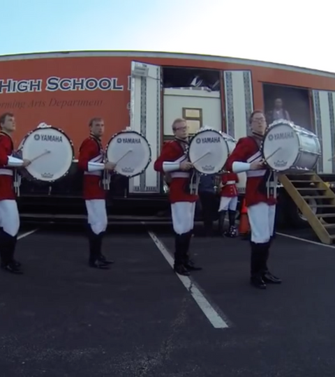In The Lot With The Infinity Bassline 2014