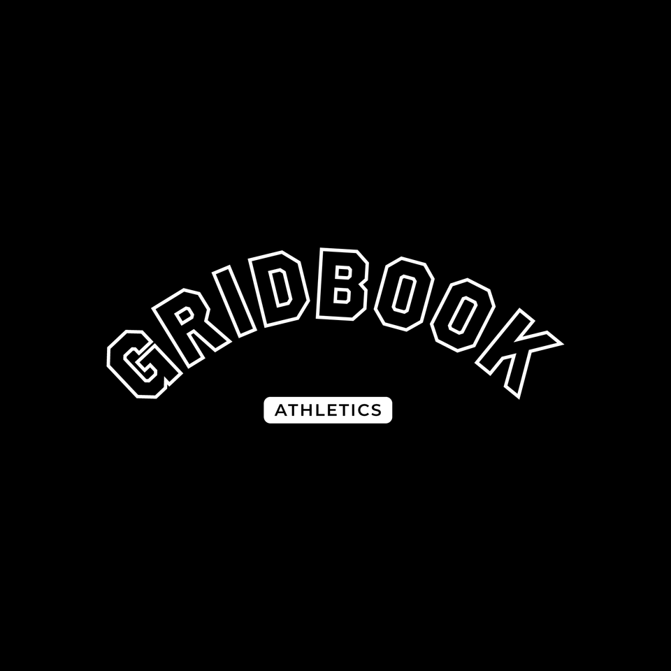 Gridbook Athletics Tank - Black