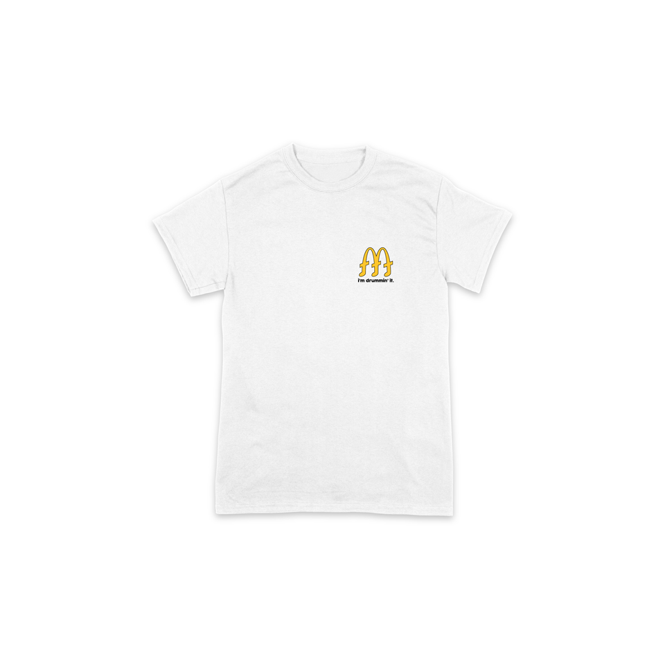 McDiddles Tee - White