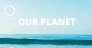 Our Planet - some thoughts on global warming and what we can be doing to help