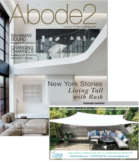 Magazine Feature of Shade Sails