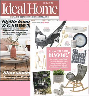 Ideal Home Feature PR Grey Hammock