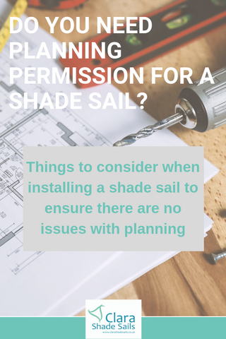 Shade Sail Planning Permission