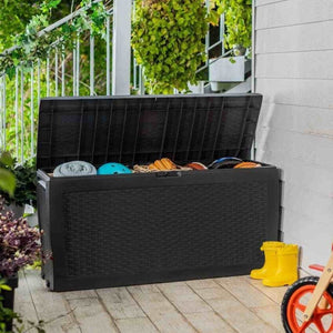 Keter Samoa Grey Storage Box 270L