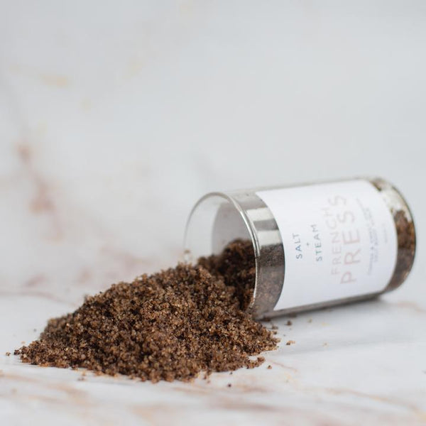 French Press Body Scrub