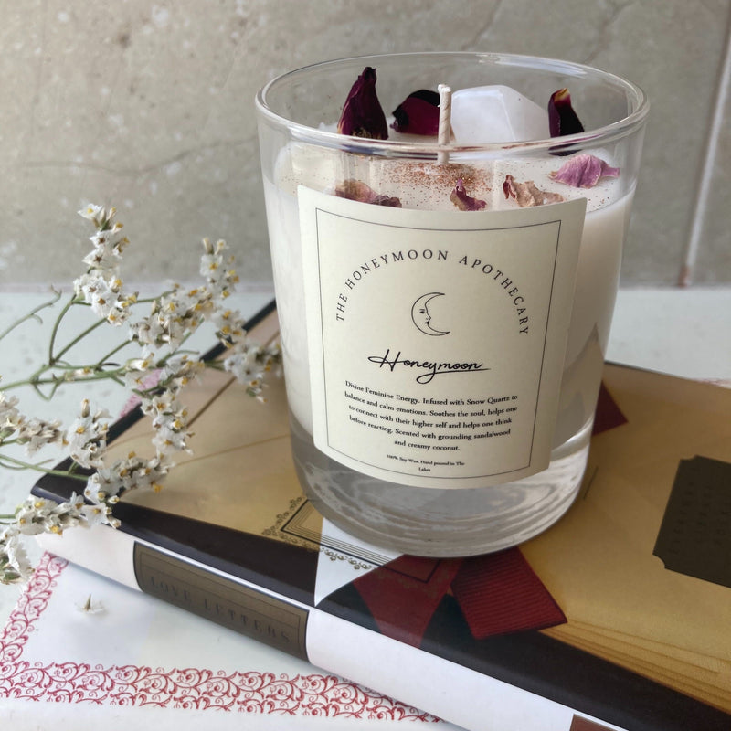 Honeymoon Candle