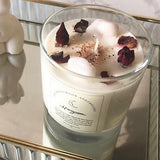 Large Honeymoon Candle