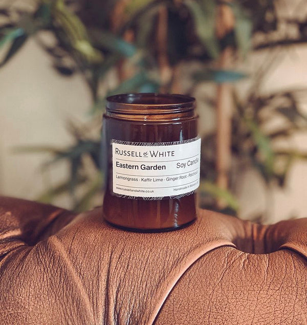 Eastern Gardens Candle