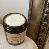 Whipped Shea Butter with Ylang Ylang & Frankincense