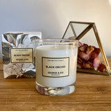 Classic Black Orchid Candle
