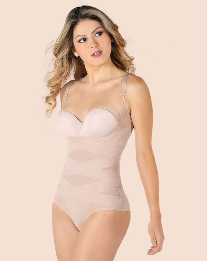 3X Factor xlim body beige