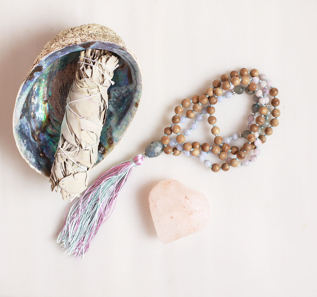 Cleansing your Mala