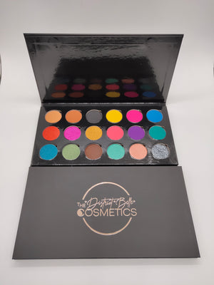 The Metropolitan Eye Shadow Palette