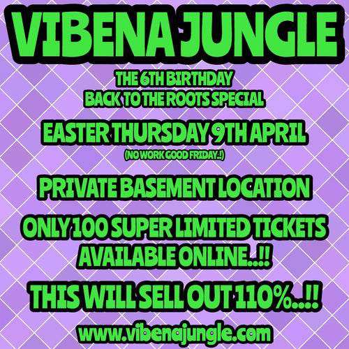 Vibena Jungle 6th Birthday