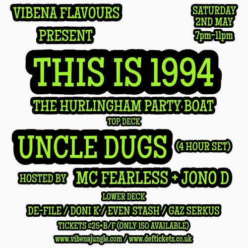 VIbena Flavours present THIS IS 1994