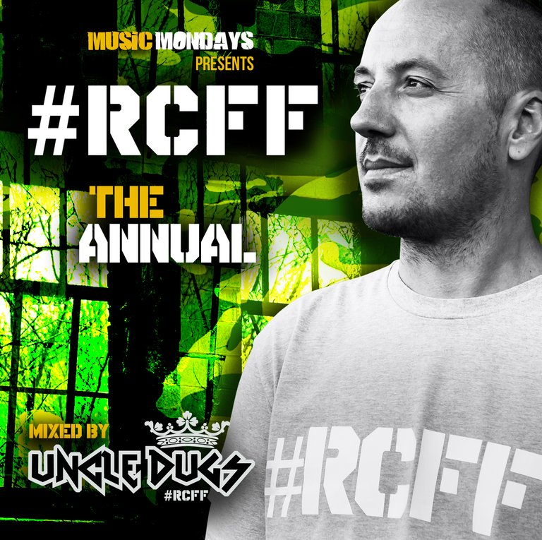 #RCFF The Annual mixed by Uncle Dugs *FREE UK POSTAGE*