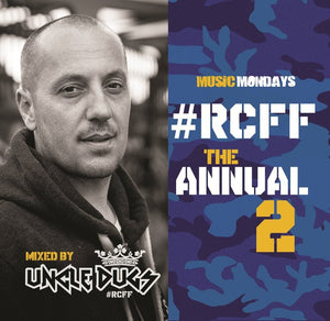 #RCFF The Annual 2 mixed by Uncle Dugs *FREE UK POSTAGE*