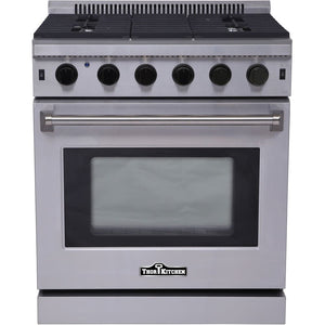 Thor Kitchen Lrg3001U 30 Inch Gas Range
