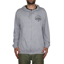Load image into Gallery viewer, Lightweight Zip Up Hoodie (Ash Grey)
