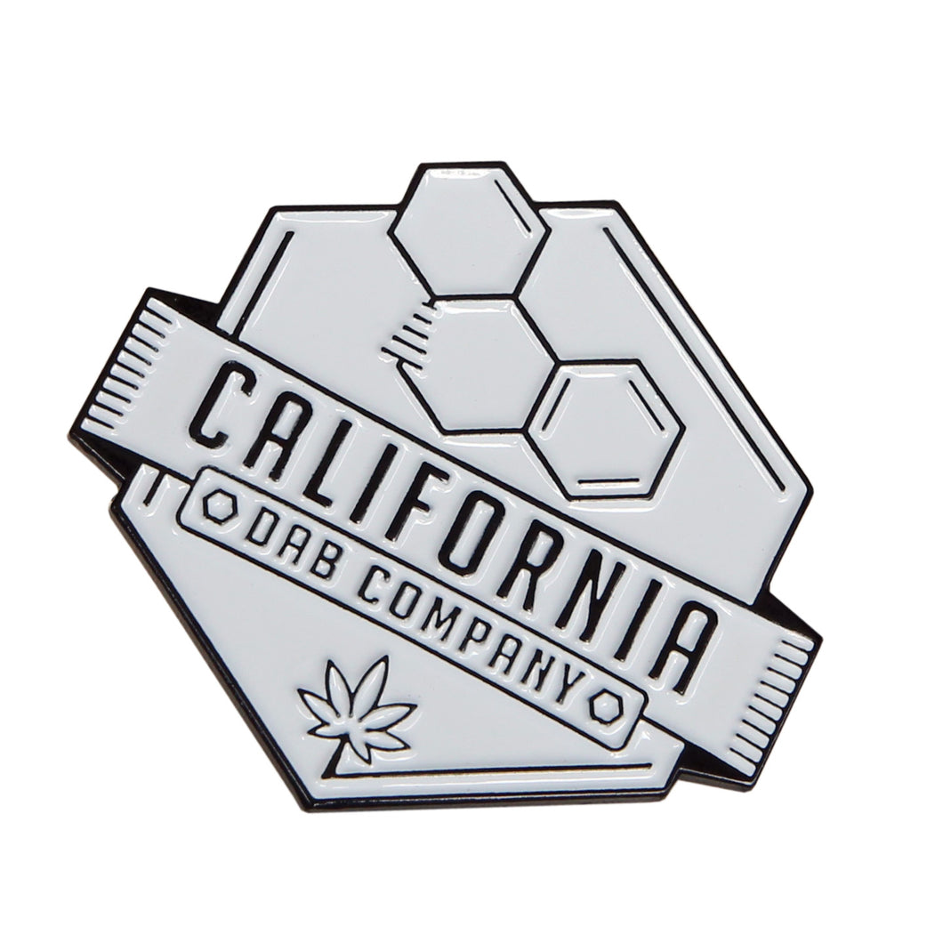 CA Dab Co Pin