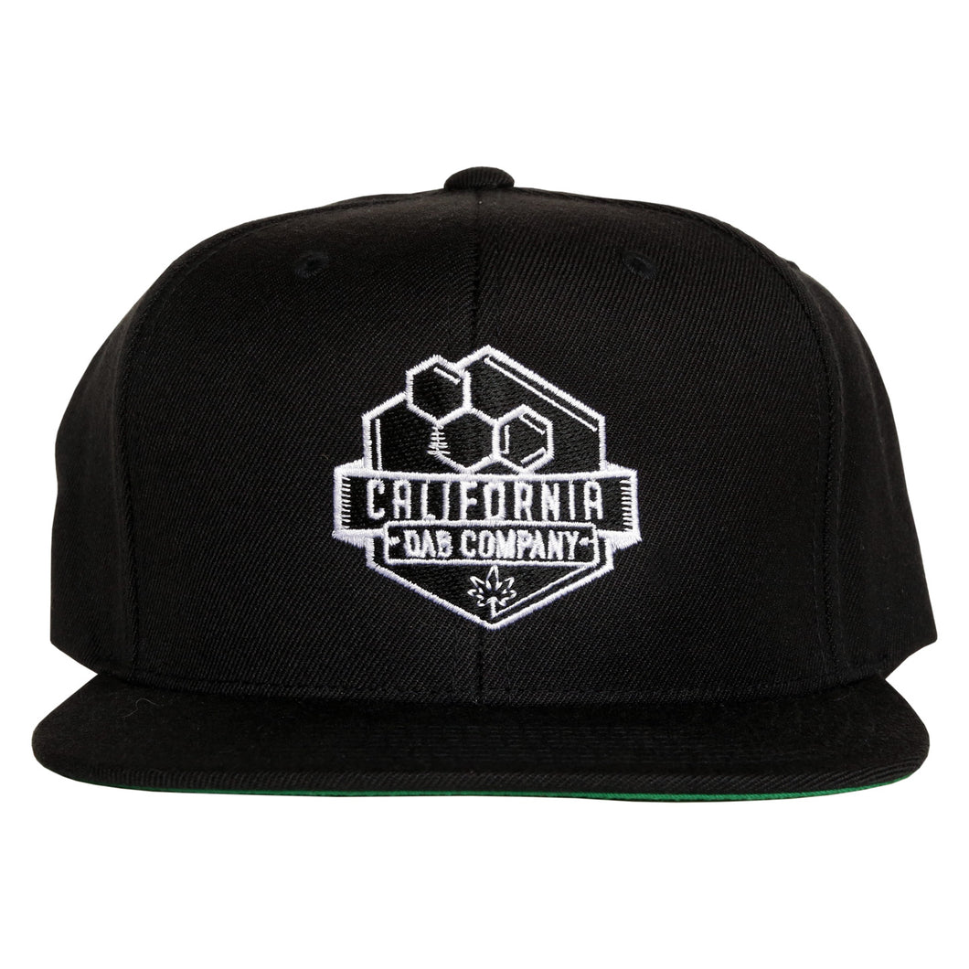 CA Dab Co SnapBack (Black)