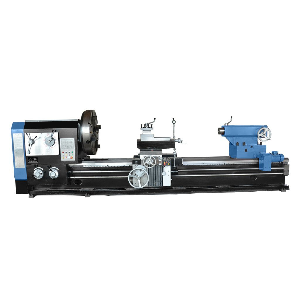 Heavy Duty Lathe - Shosho TE-1250x3000 with 8t Turning Capacity