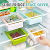 Slide Fridge Space Saver