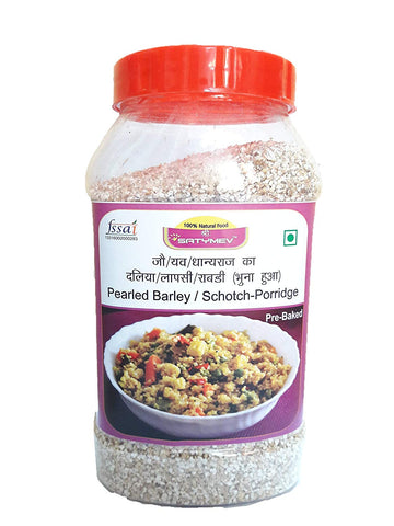 Sri Satymev Barley Roasted Daliya