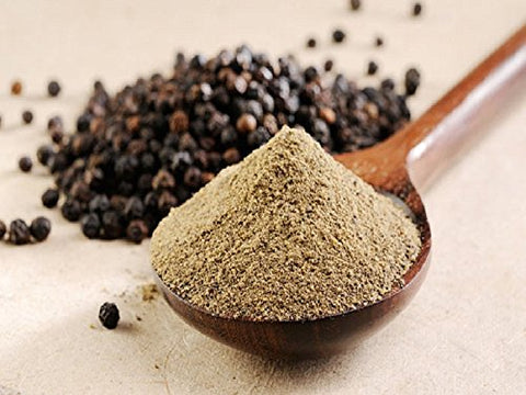 Sri Satymev Black Pepper Powder (Kali Mirch)