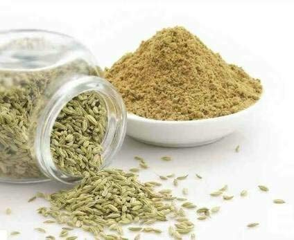 Sri Satymev Green Sauf Powder (Fennel Seeds)