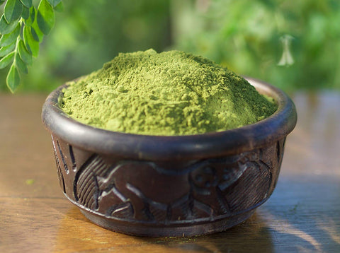 Sri Satymev Moringa Leaves Powder