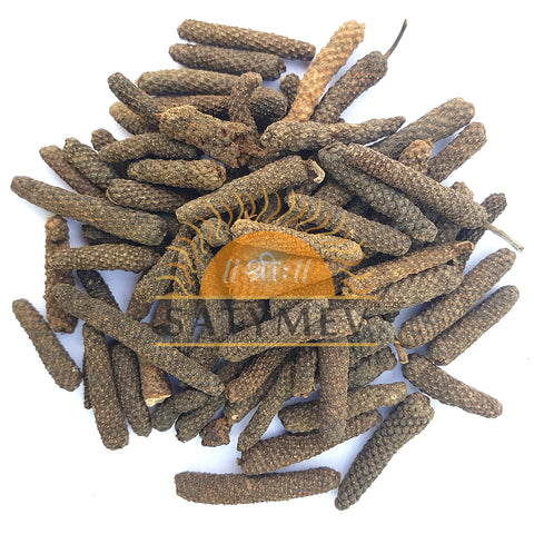 Sri Satymev Whole Long Pepper (Pippali)