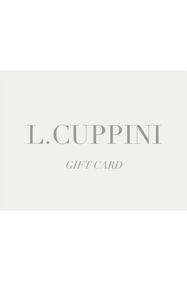 L.CUPPINI gift card