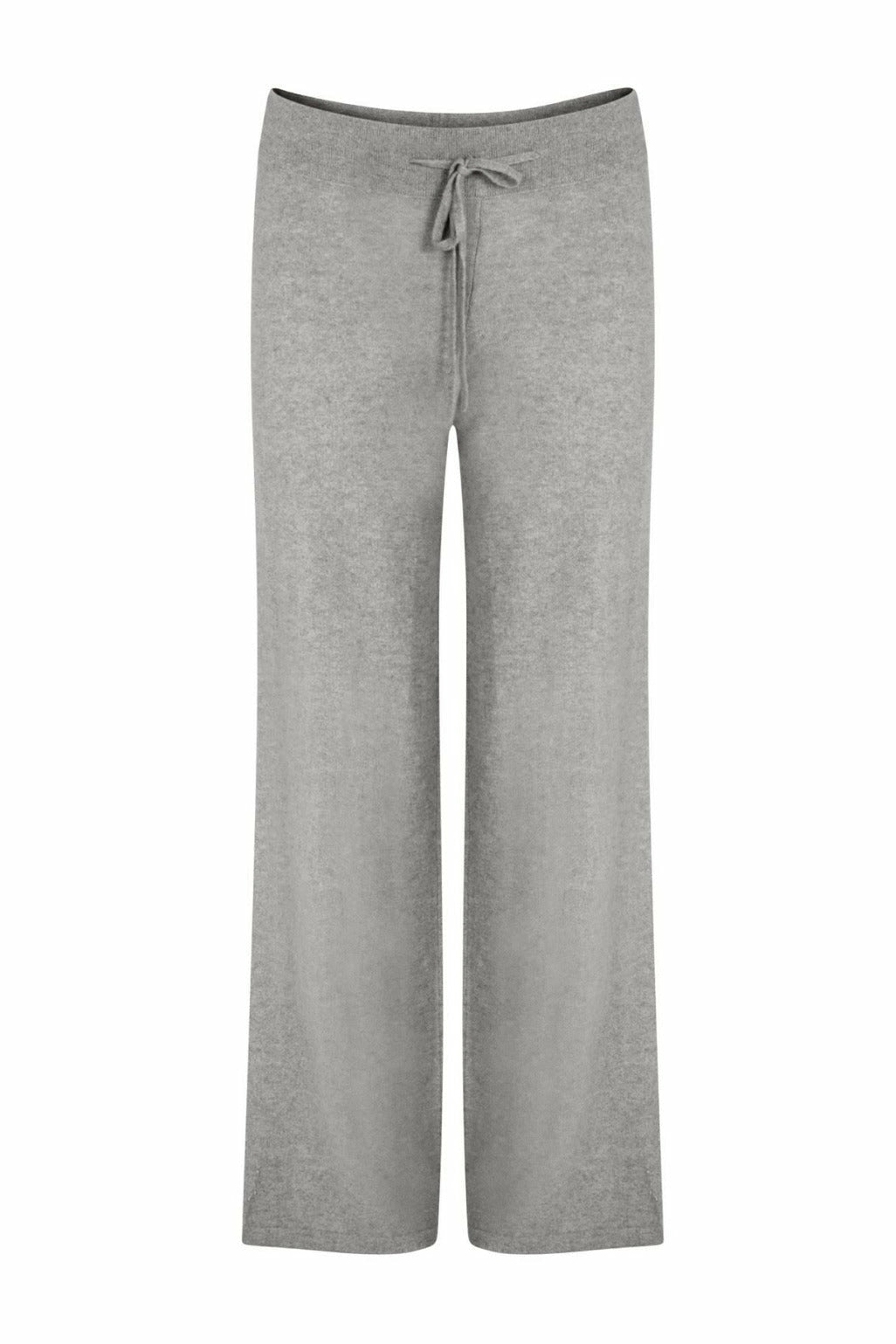 100% Cashmere Pant in London Grey