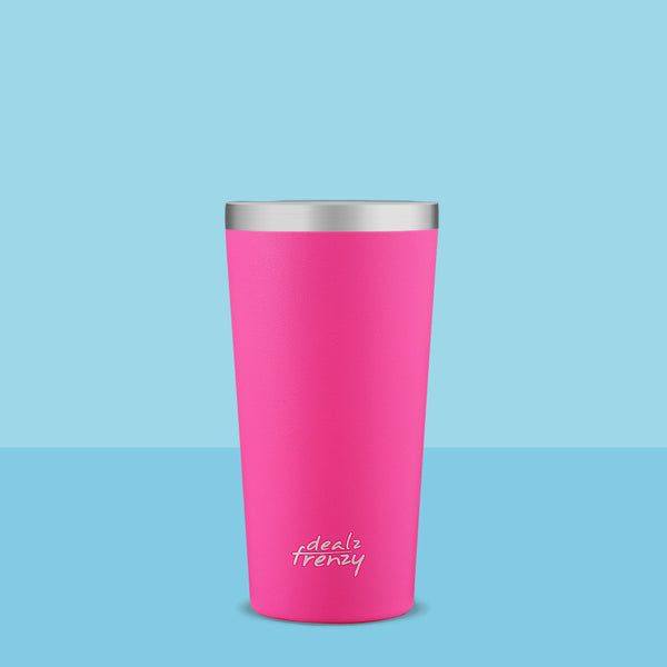 HOLDS 17 OZ Travel Coffee Mug